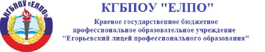 "ОТКРЫТАЯ ПЛАТФОРМА КГБПОУ ""ЕЛПО"""